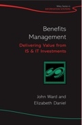Benefits Management: Delivering Value from IS and IT Investments - Whole