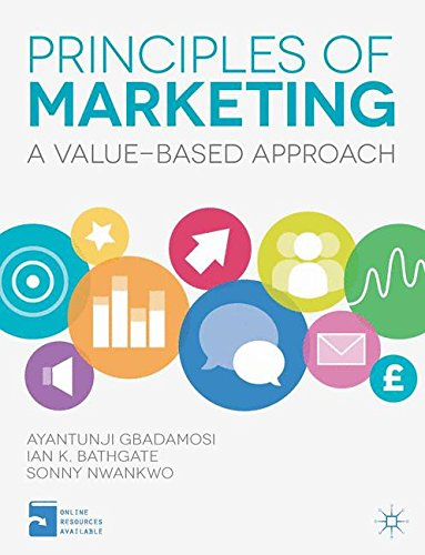 Principles of Marketing: A Value-Based Approach