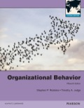 Organizational Behavior Global Edition