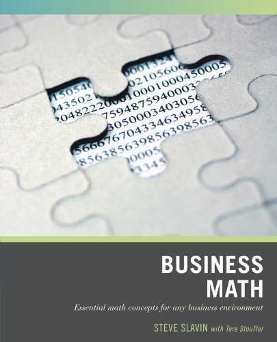 Business Math: Essential Math Concepts for Any Business Environment