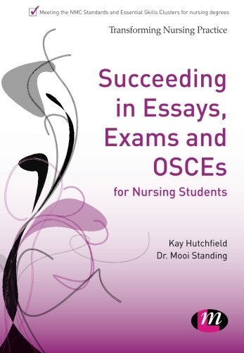 objective structured clinical examination nursing essay Using the osce to measure clinical skills performance in nursing more papers by this on the use of the objective structured clinical examination.