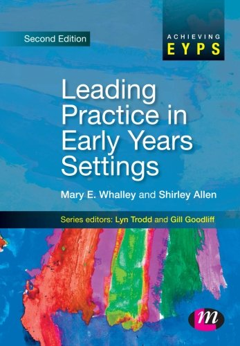 professional practice in early years settings What makes early childhood (professional practice) at worcester special the early years of a child's life are characterised by the wonder of discovery.