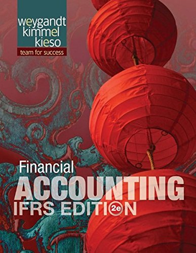 Financial Accounting, IFRS Edition, 2nd Edition