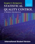 Statistical Quality Control: A Modern Introduction, International Student Version