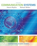 Communication Systems, International Student Version