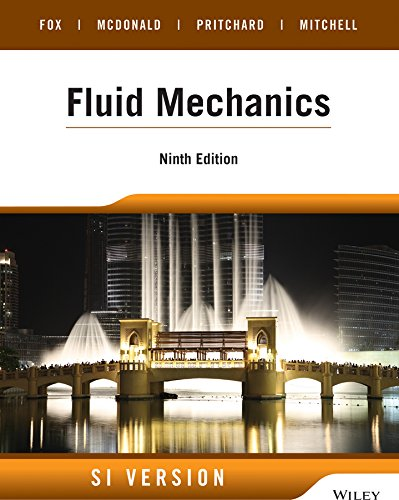 Fluid Mechanics, SI Version