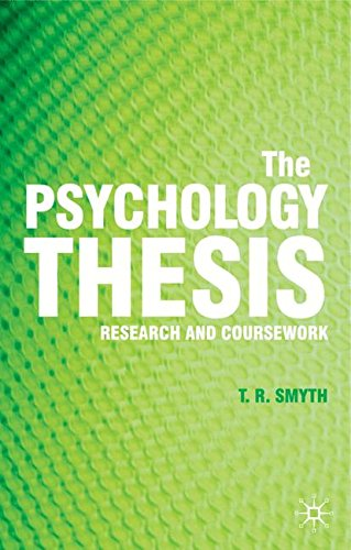 psychology thesis