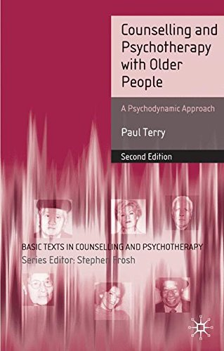 psychotherapy and counselling