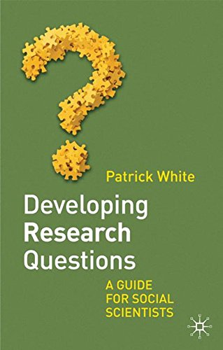 Developing Research Questions
