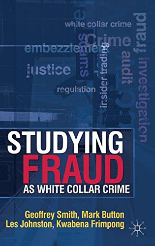 Crime fraud and overall white collar essay