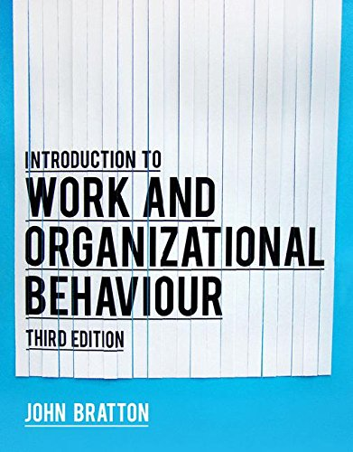 organizational trends paper Organizational behavior trends paper the organizational environment has a powerful influence on employee behaviormany of our responses are automatic: we drive with effortless attention to the road and lights we take notes in class without thinking about how to write.
