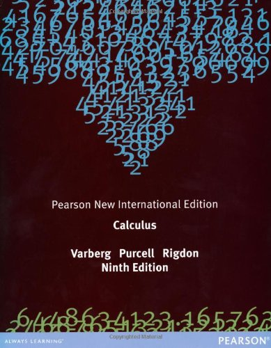 Calculus: Pearson New International Edition