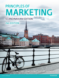 Principles of Marketing Scandinavian Edition: Scandinavian Edition