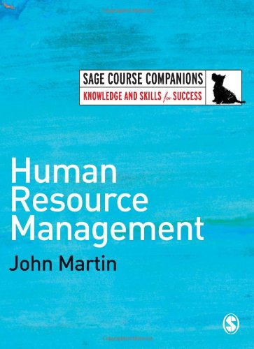 a course on human resource management