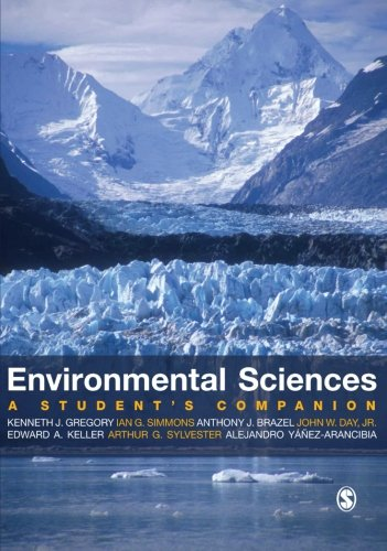 Environmental Sciences: A Student