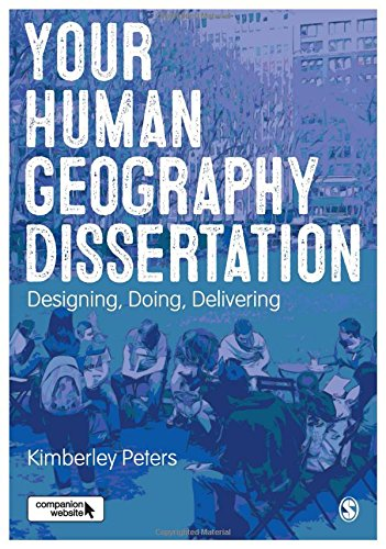 human geography dissertation titles