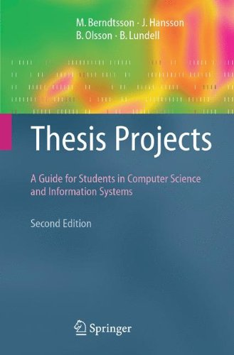 msc thesis information systems Msc thesis and defense your thesis is the conclusion of your research methods this chapter must include a description of the materials and methods used in your study the information should be written so that a competent researcher can replicate your results based on your protocols.