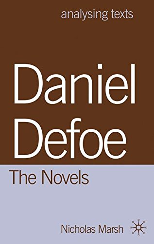 an analysis of the work of daniel defoe and the significance of moll flanders A short daniel defoe biography describes daniel defoe's life, times, and work also explains the historical and literary context that influenced moll flanders.