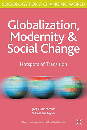 social change and modernity This lessons traces how modernity brought about social changes in europe in  various forms, and which led to the emergence of sociology.