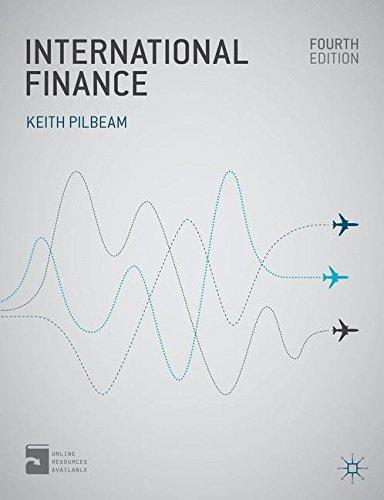 Keith pilbeam international finance