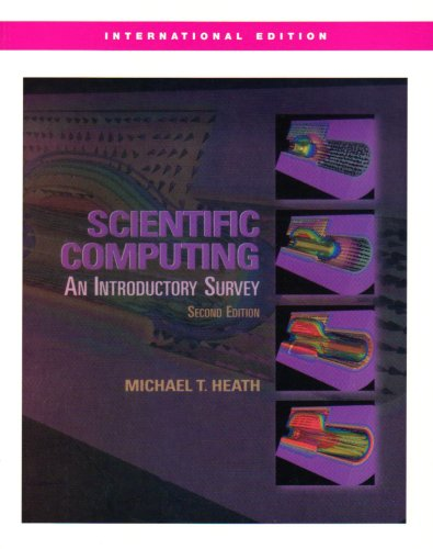 SCIENTIFIC COMPUTING 2E (Int l Ed)