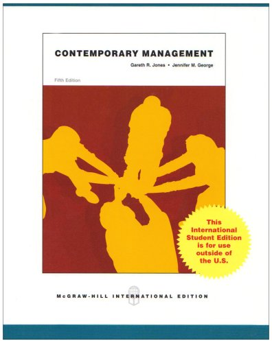 introduction to contemporary management The approach towards contemporary management principles offered in this publication integrates discussions on vital managerial competencies and skills with information on traditional and essential managerial concepts that have been effective in the past and are still effectively used today in many.