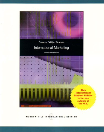 international marketing cateora graham