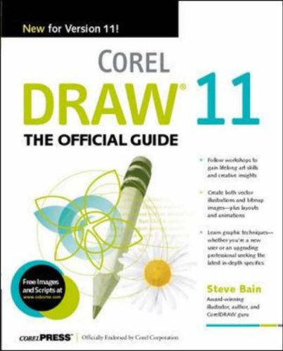 CorelDRAW 11: The Official Guide