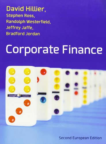 ross corporate finance 9e Fundamentals of corporate finance 9th edition ross, westerfield, jordan solution manual, we deliver the files instantly, so you do not have to wait days.