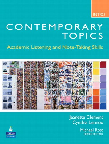 Contemporary Topics 3rd Edition Introductory Students' Book