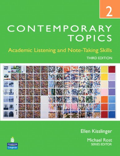 Contemporary Topics 3rd Edition Level 2 Students' Book