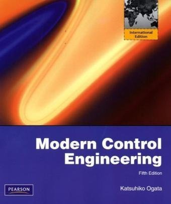 Modern Control Engineering:International Edition