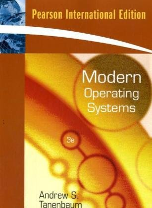Modern Operating Systems:International Edition