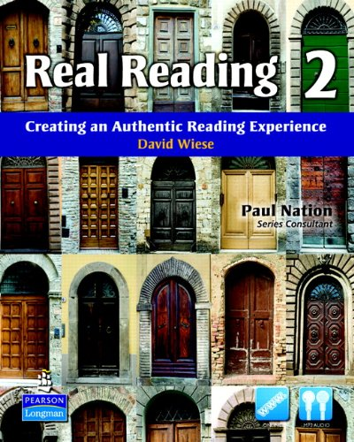 Real Reading  Level 2 Student Book with MP3 files