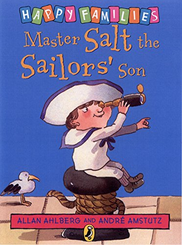 Master Salt the Sailors Son Happy Families Series