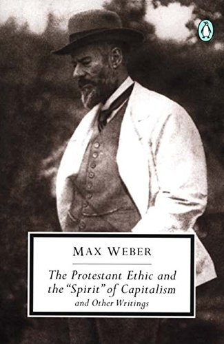 weber the spirit of capitalism and Max weber's the protestant ethic and the spirit of capitalism with other closely related writings of weber's, including a detailed and acces- sible introduction and supporting background information on weber the.