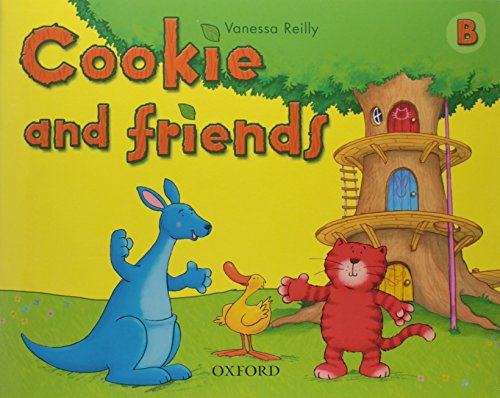 Cookie and Friends: B: Classbook