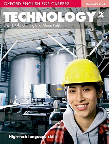Oxford English for Careers: Technology 2: Student s Book