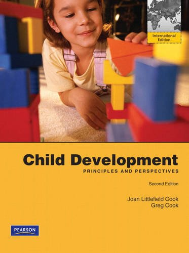 child development principles View child development: early stages through age 12, 7th edition's includes more information on the child development principles and theories of erikson.