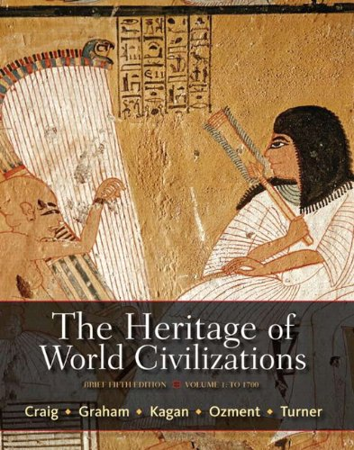 The Heritage of World Civilizations: Volume 1