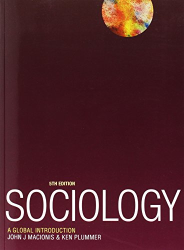 Sociology:A Global Introduction