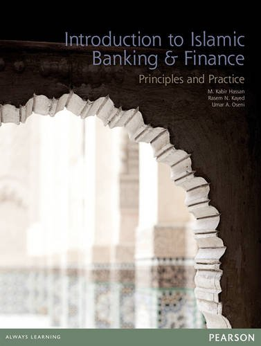Introduction to Islamic Banking & Finance: Principles and Practice