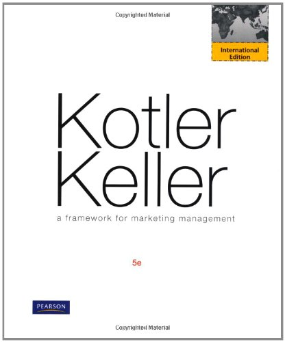 kotler and krller Buy marketing management 15th edition (9780133856460) by philip kotler and kevin keller for up to 90% off at textbookscom.