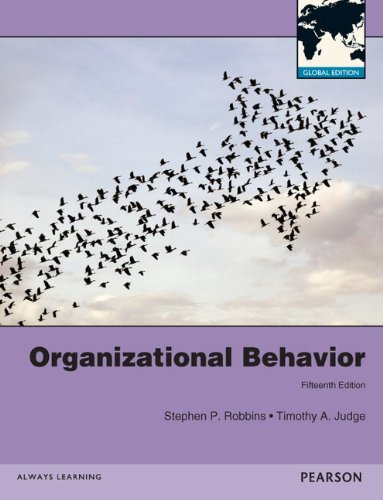 Organizational Behavior, plus MyManagementLab with Pearson eText:Global Edition