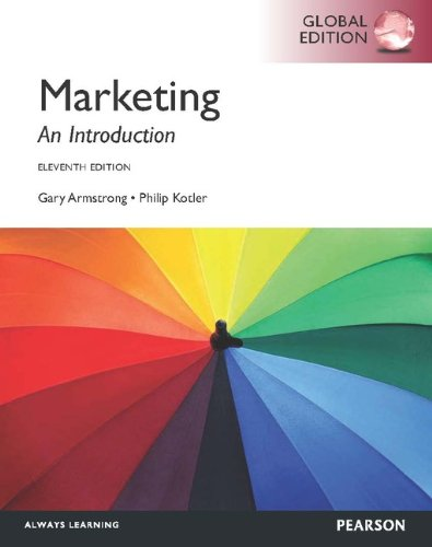 Marketing: an Introduction, Plus MyMarketingLab with Pearson Etext