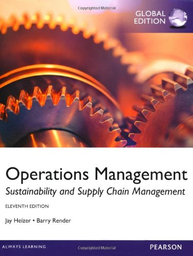 Operations Management, Plus MyOMLab with Pearson Etext