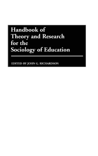 research in sociology of education Theories of education today, sociologists and educators debate the function of education three main theories represent their views: the functionalist theory, the conflict theory, and the symbolic interactionist theory.
