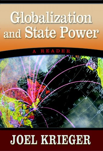 Globalization and State Power: A Reader
