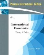 International Economics:Theory and Policy: International Edition