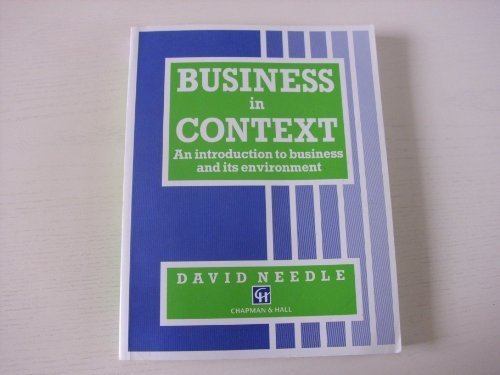 introduction to business environment
